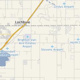 DEN) Denver International Airport